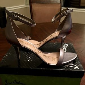 Sam Edelman Strappy Sandals Size 11